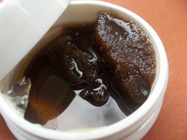 Gommage Ultra Adoucissant Amber Sugar Scrub - Milu Beauty