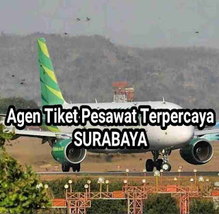 7 Daftar Agen Tiket Pesawat Terpercaya yang ada di Surabaya (Alamat & Jam Buka)