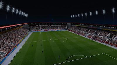 PES 2021 Stadium Jahnstadion Regensburg