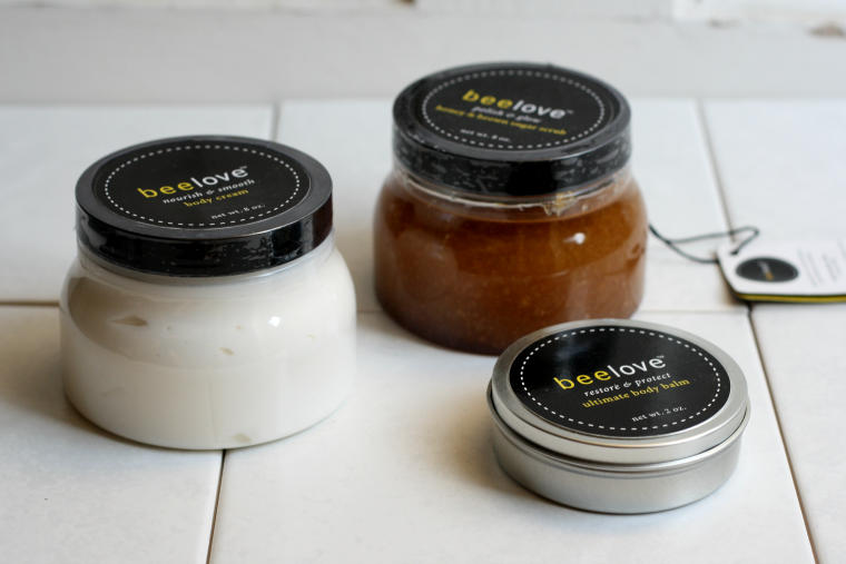 Beelove Chicago skincare social enterprise