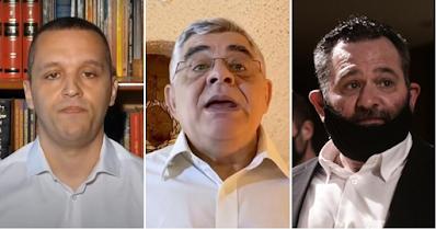 Τρεις ξένοι στην ίδια φυλακή