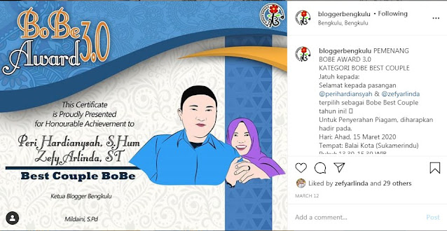 bobe award