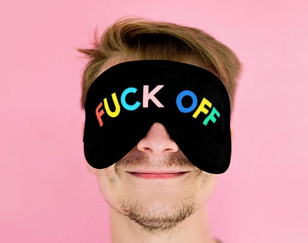 """J'ai 31 ans, pis j'apprends à dire """"fuck off"""""""