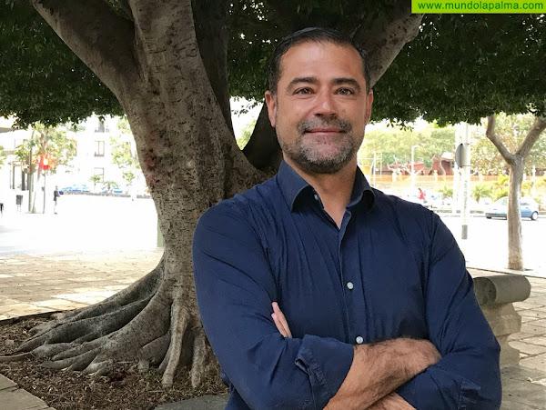 """Fran Montes de Oca: """"Ahora que gobierna el PP en el Cabildo, la alcaldesa ya no tiene prisa con la Residencia de Mayores"""""""