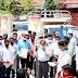 शाहगंज के शिक्षकों ने 268.91 कुन्तल राशन प्रशासन को किया दान