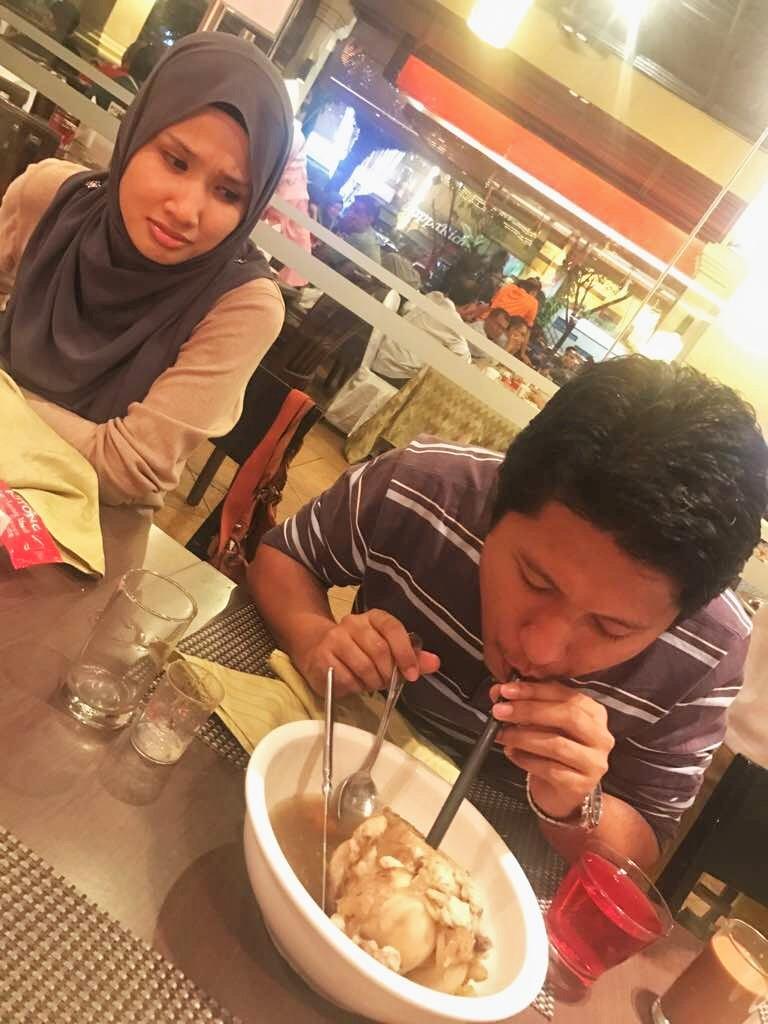 Berkejar Nak Ambil Baju Melayu Selepas Berbuka Puasa Di Concorde Hotel, Shah Alam