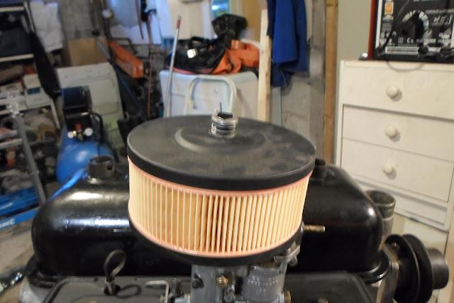 rondelle de verrouillage filtre à air