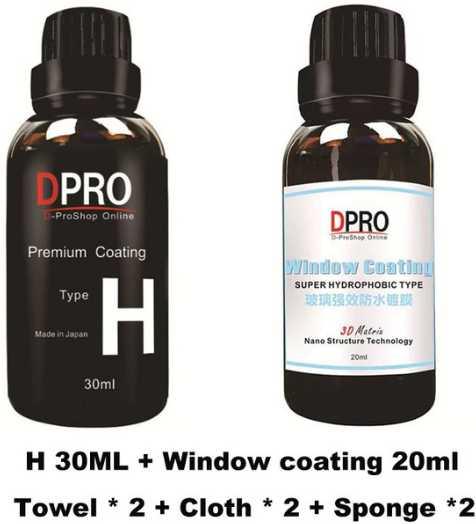 Ceramic pro 9h Nano Ceramic car Paint Care anti-Scratch