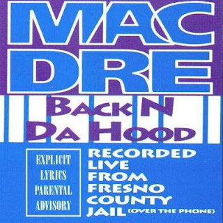 Mac Dre – Back N Da Hood (1992) [CD] [FLAC]