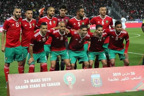 berhil press – برحيل بريس..مباراة المغرب والأرجنتين تسجل رقما قياسيا في عدد المشاهدين