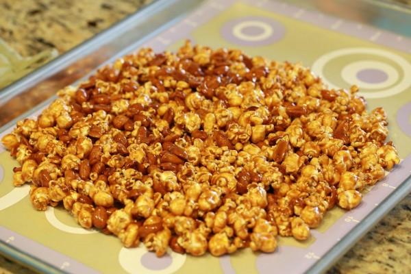 10 Kuliner Makanan Khas Boyolali - Marning jagung Boyolali