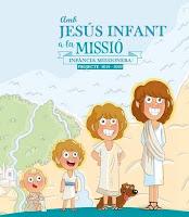 cuatrienio infancia misionera, revista gesto