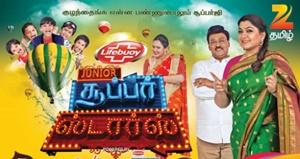 Junior Superstar – 12-11-2016 Zee Tamil Show