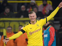 Bundesliga Results - Erling Haaland Goes Crazy Again, 59 Minutes 5 Goals