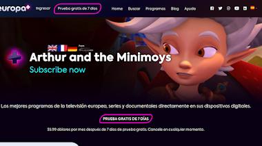Nuevos servicios de streaming: Europa Más y Watch.Hockey, Amazon presenta nuevos dispositivos Fire TV, Pluto TV añade seis nuevos canales