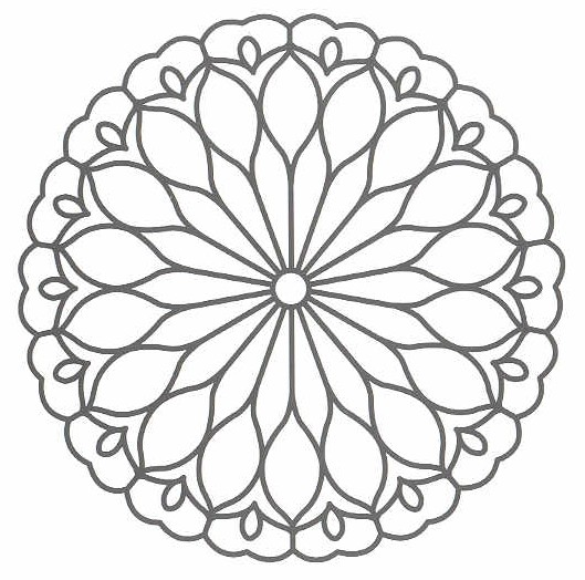 FANTÁSTICO MUNDO DA PRI : Mandalas