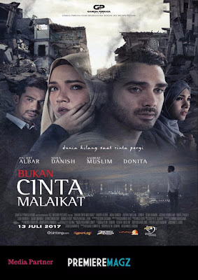 """ Bukan Cinta Malaikat "" 