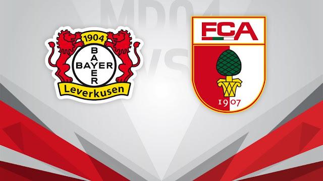 Bayer Leverkusen vs Augsburg Full Match And Highlights