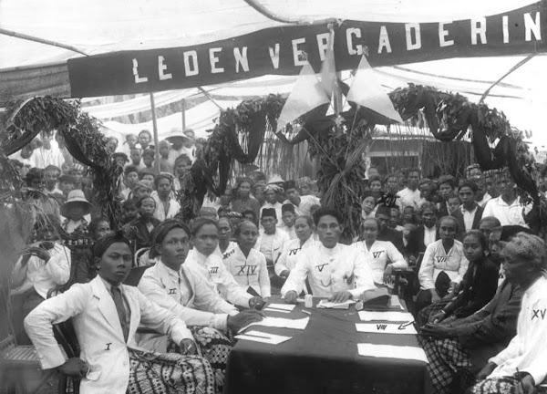 Perlawanan Bangsa Indonesia Terhadap Penjajahan Melalui Bidang Politik
