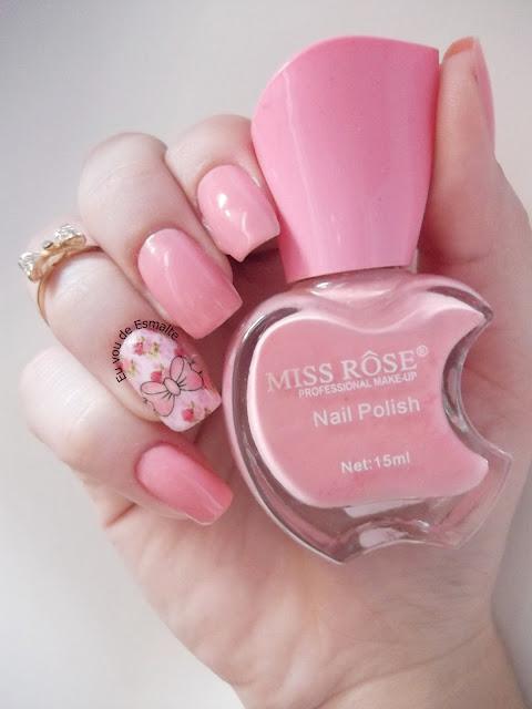 Esmalte Miss Rose