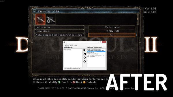 Software Borderless Gaming