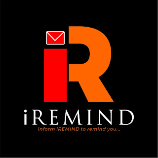 inform iRemind to remind you