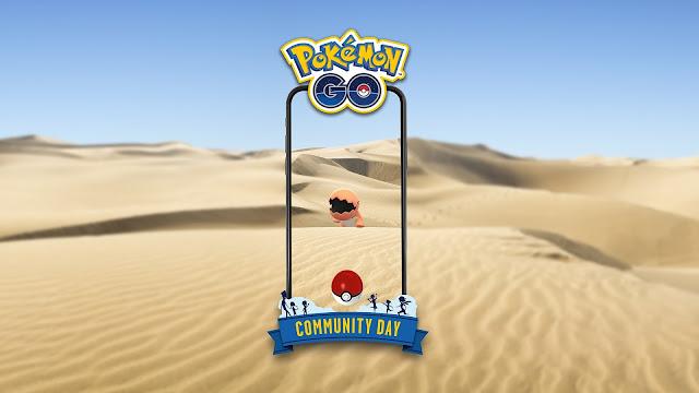 Pokémon Go: Dia Comunitário de Outubro