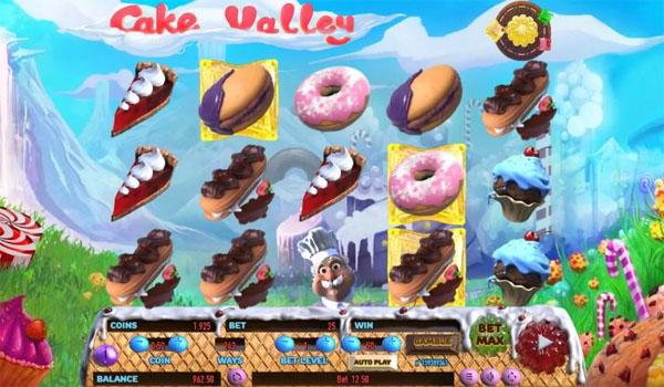 Main Gratis Slot Indonesia - Cake Valley Habanero