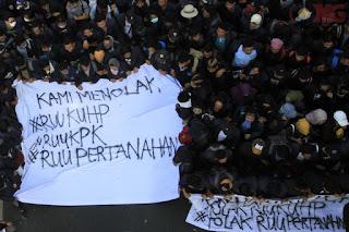 Ribuan Mahasiswa Akan Kembali Turun Ke Jalanan Jakarta