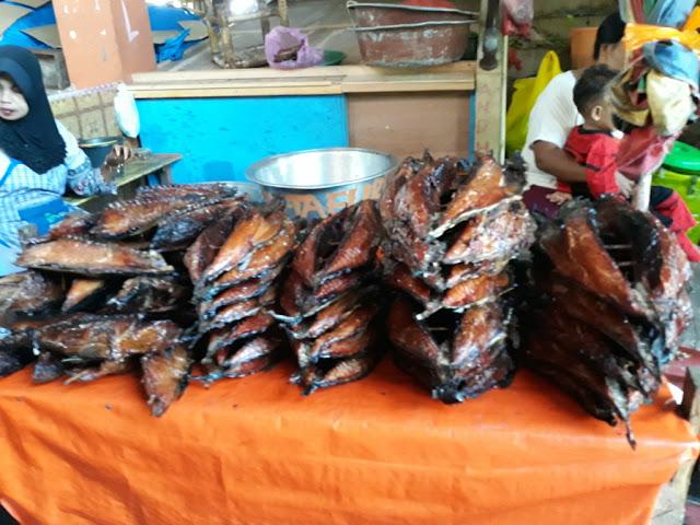 Calang Fufu Pasar Higienis