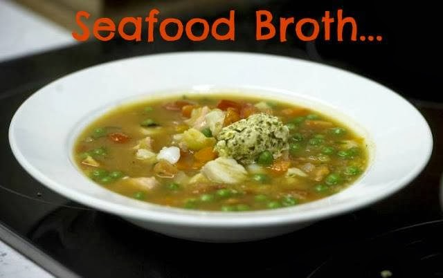Seafood Broth Recipe For You To Try Out Today