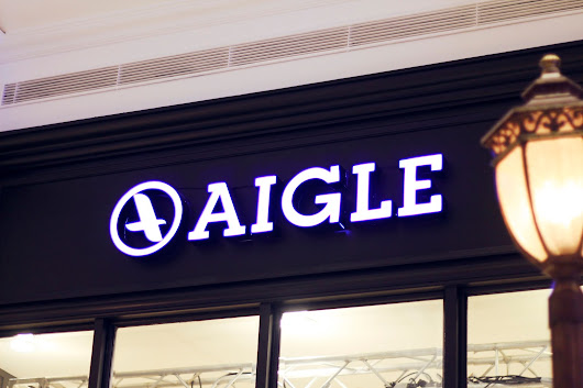 Aigle is finally in the Philippines