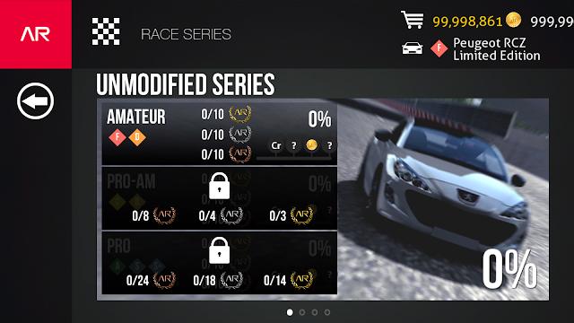 Assoluto Racing Mod dinheiro infinito