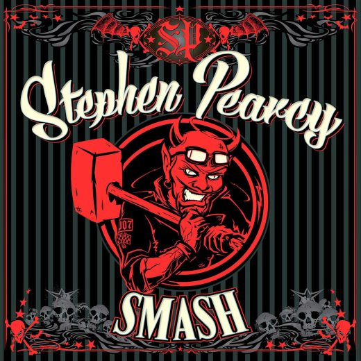 STEPHEN PEARCY - Smash (2017) full