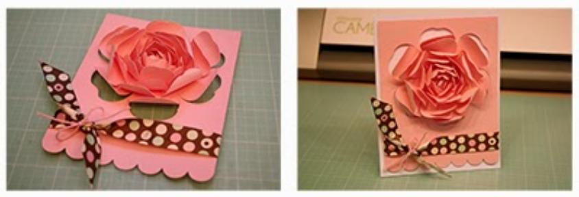 Panduan Cara Membuat Origami Bunga Mawar | Origami, Mawar, Bunga | 288x844