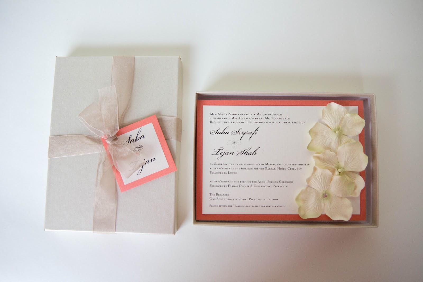 Box Of Wedding Invitations: Kindly R.S.V.P. Designs' Blog: Box Invitation • Boxed