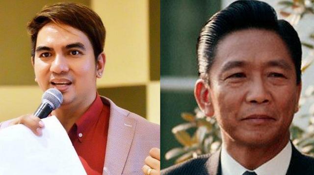 Multi-awarded entrepreneur writes a poem for Marcos