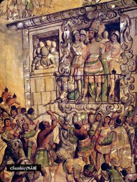 تفوق الإسبان ونهاية حضارة الإزتك