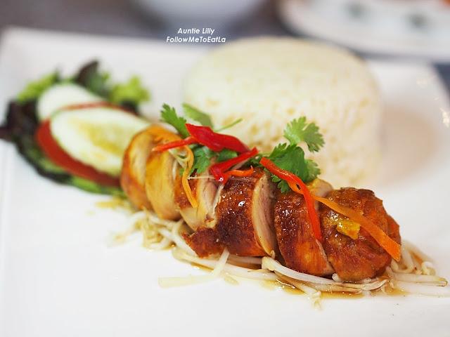 Hainanese Chicken Rice RM 29 Nett