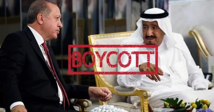 Krisis Perdagangan Turki VS Dunia Arab, Seruan Boikot Turki Kembali Menggema