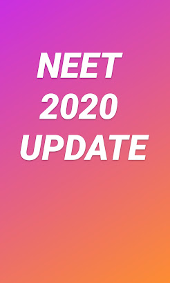 NEET 2020 update: NTA Publishes detailed protocol For conducting Exams During Pandamic