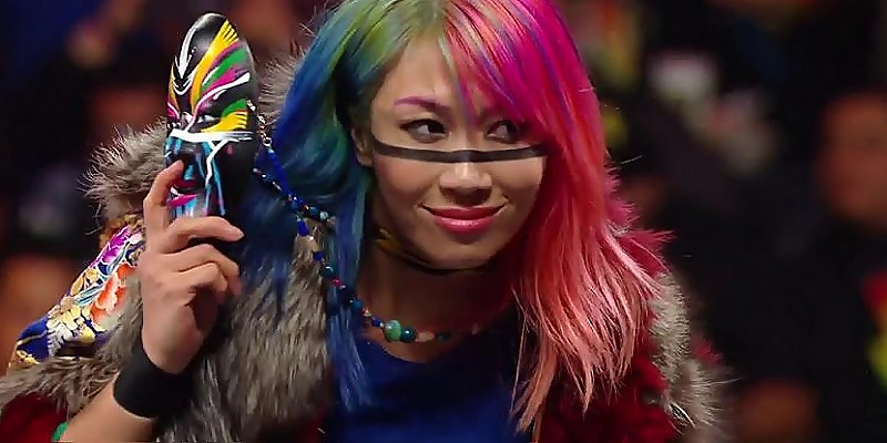WWE Confirms Asuka is Still The RAW Women's Champion