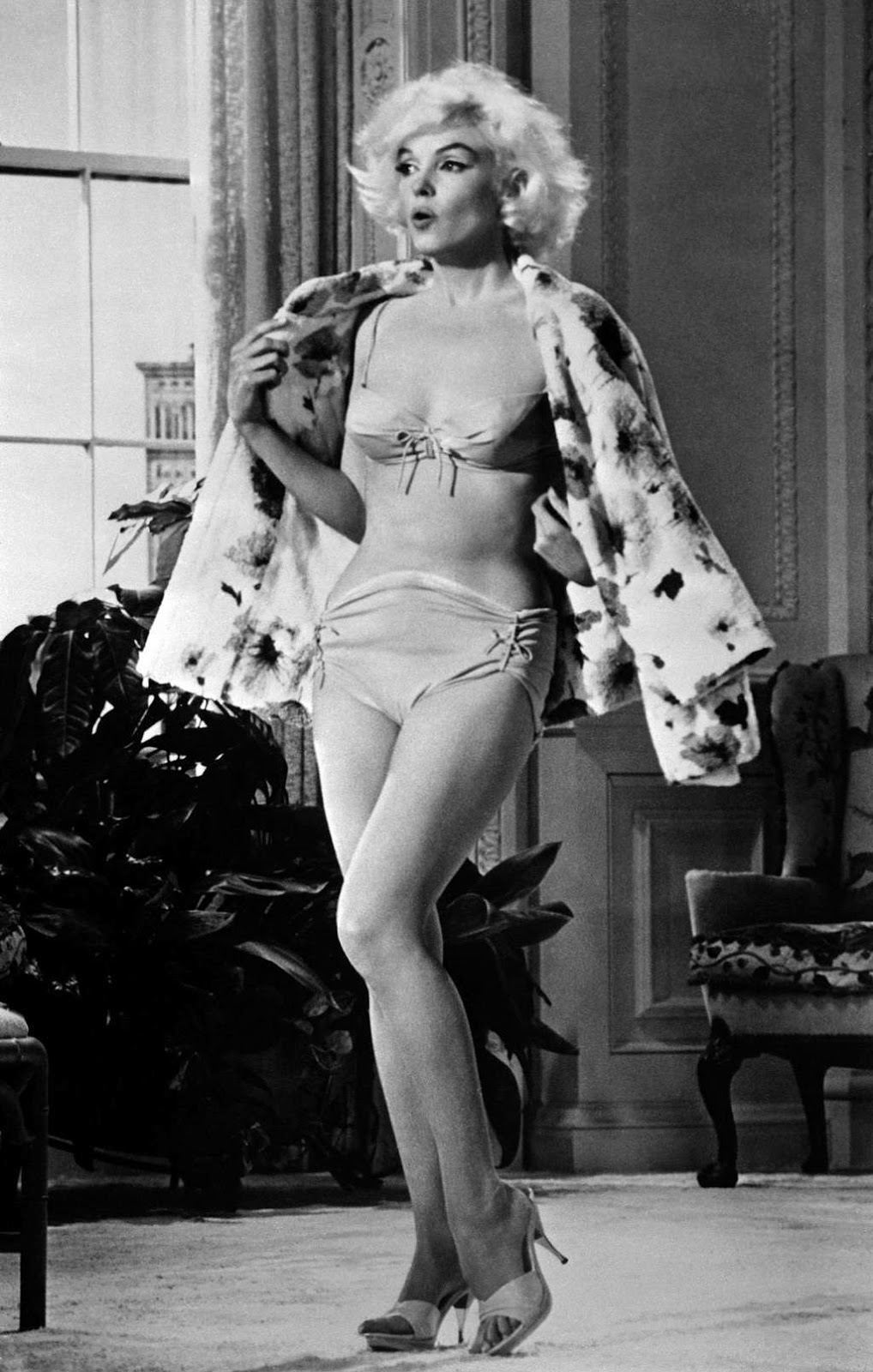 Marilyn Monroe Nude  Celebrities Nude-2189