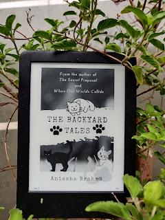 Book Review: Backyard Tales by Aniesha Brahma