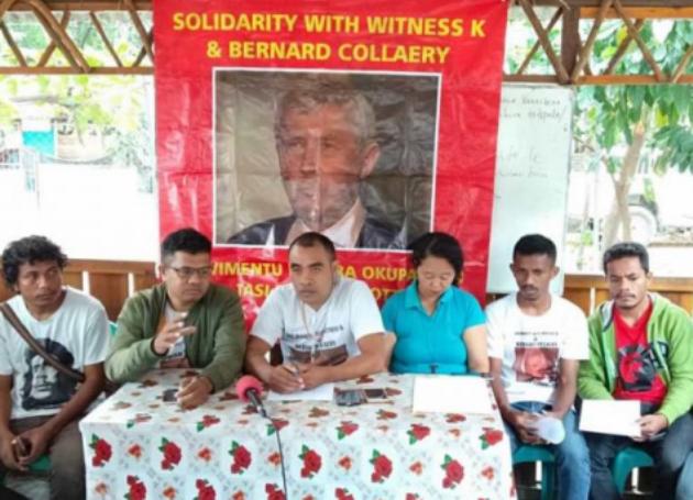 MKOTT: Kazu Bernard Colchão Ho Testemunha K Parte Integrante Husi Luta FM