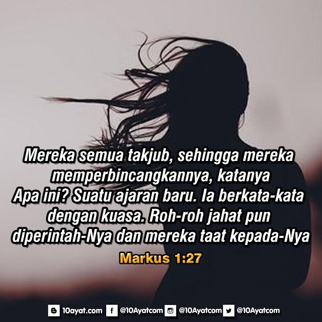 Markus 1:27