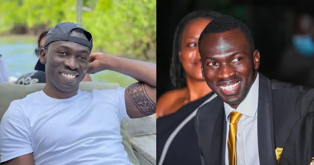 Trevor Ombija photos