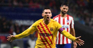 فيديو ميسي يكرس عقدة سيميونى ضد برشلونة..