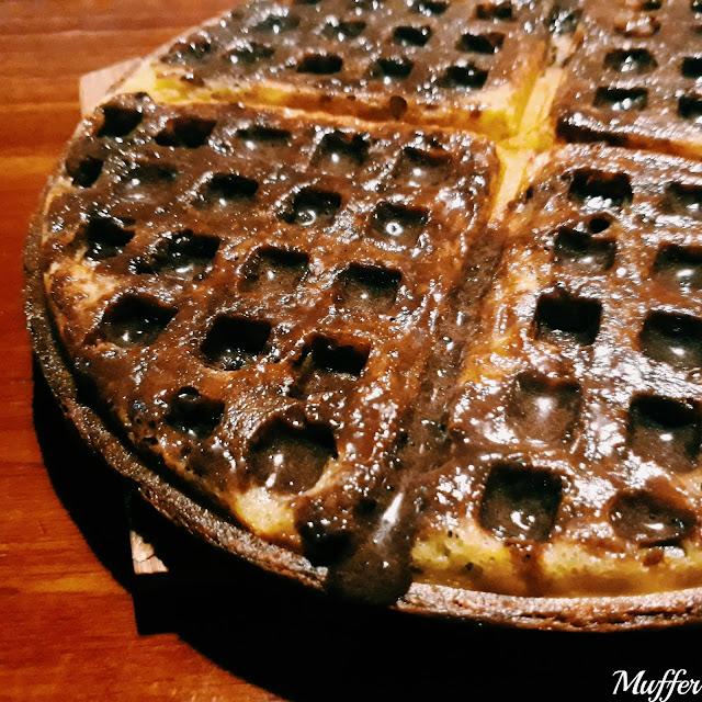 Cafetería La Nutria - Waffles