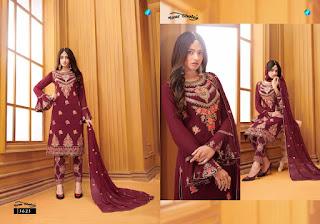 Your Choice Shahnaz Pakistani Suits wholesaler